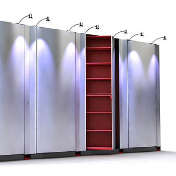 Rotary X2 Cabinets