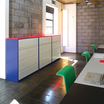 Office Storage / Shelving / Desks / Seating / Lockers by Onorin Storage Systems