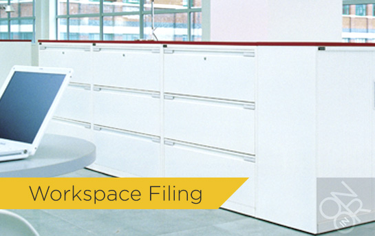 Office Workspace Storage